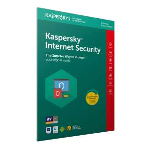 Internet Security kaspersky  2018 3 Devices, 1 Year £14.89 - Costco