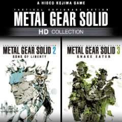Metal Gear Solid HD Collection PS Vita for £5.79 down from £19.99 @ PSN (same price for PS3)