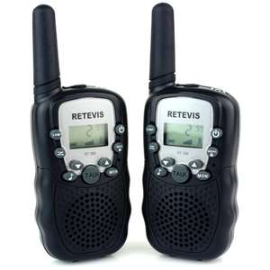 Retevis long range Walkie talkie  Kids Toy, £7.17 delivered @ banggood