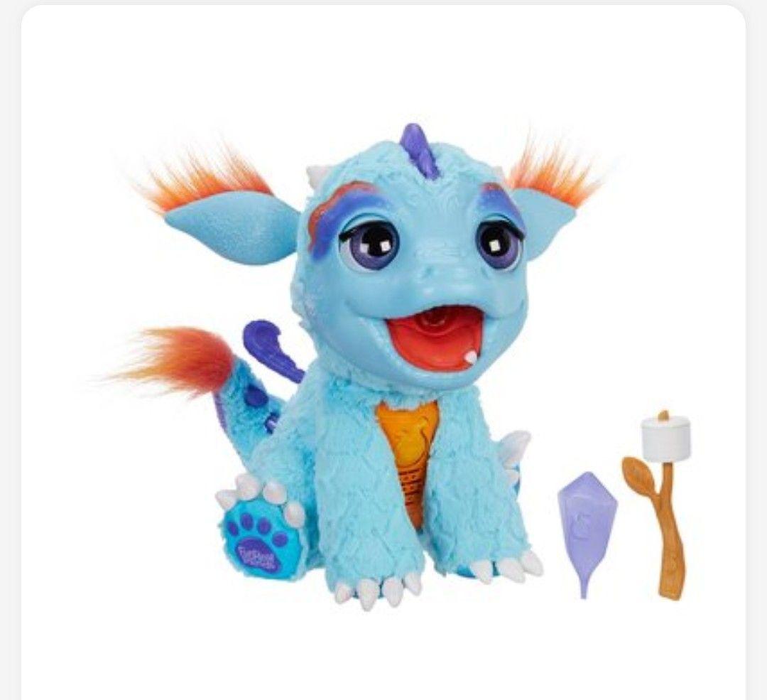 Fur real dragon £20 from Tk Maxx instore