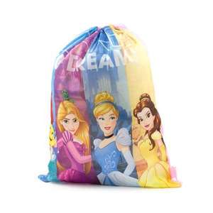 Disney princess pump bag £2.99 OR 2 for £5 @ shoezone,free delivery