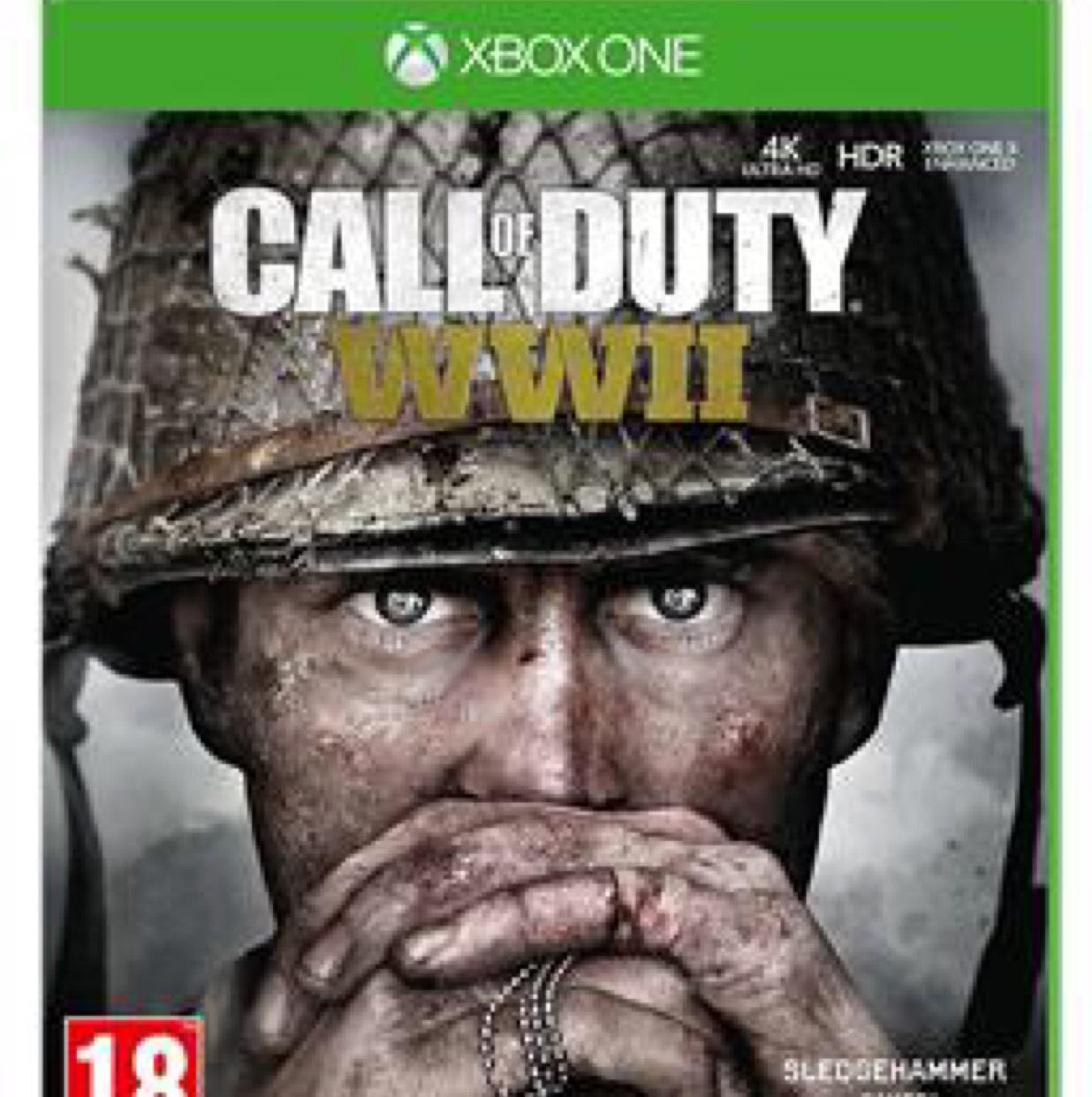 Call of duty WW2 (XB1) used £31.99 @ Grainger games