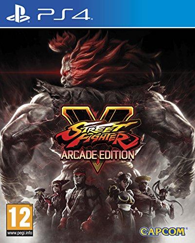 Street Fighter V Arcade Edition - £17.99 (Prime) / £19.98 (non Prime)  on Amazon