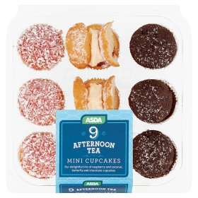 Afternoon Tea Cupcake Set £1.50 ASDA Rollback