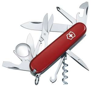 Victorinox Explorer Army Knife - Red £22 Del @ Amazon