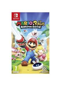 [Nintendo Switch] Mario + Rabbids Kingdom Battle - £27.99 (With 100 Ubisoft Club points) - Ubistore