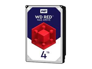 WD Red 4TB NAS hard drive: £103.50 @ BT Shop using WEEKEND10 voucher