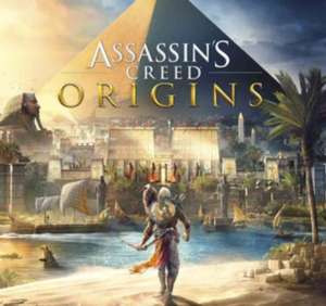 Assassins Creed Origins on PS4 or Xbox One £30.79 on Ubisoft site if you use 20% off with 100 club units offer