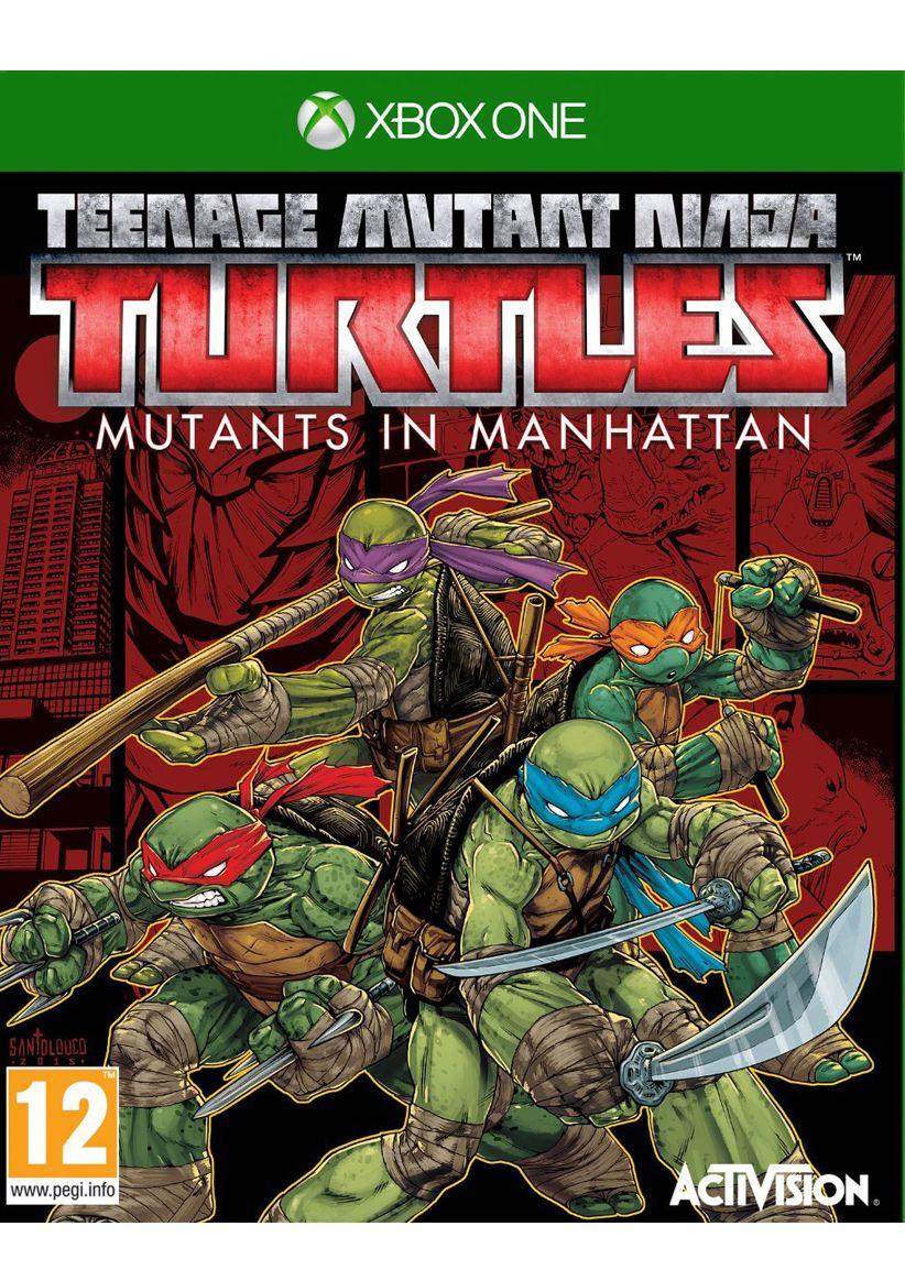Teenage Mutant Ninja Turtles - Mutants in Manhattan (Xbox One) £9.99 Delivered @ Simply Games