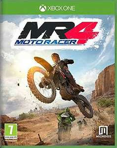 Moto Racer 4 (Xbox One) £7.99 Delivered @ GAME