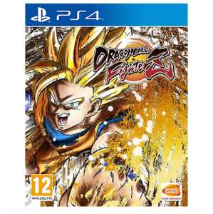 Dragonball FighterZ - PS4/Xbox One - £39 @ Tesco with code