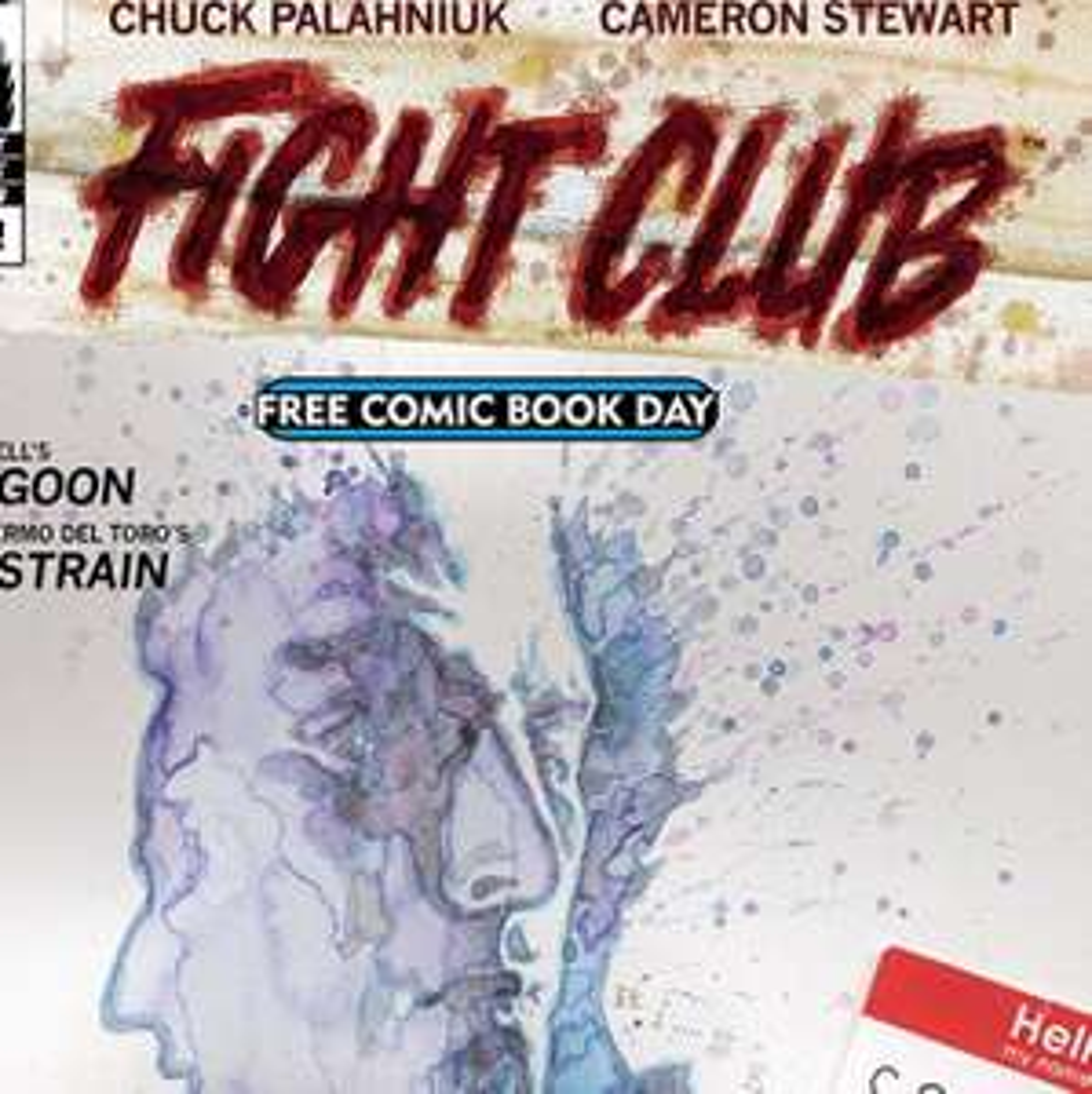 FREE DOWNLOAD. Fight Club - comic book (Dark Horse Comics) Amazon