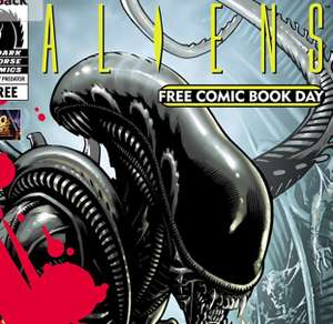 FREE DOWNLOAD - Aliens comic book (Dark Horse Comics) - Amazon