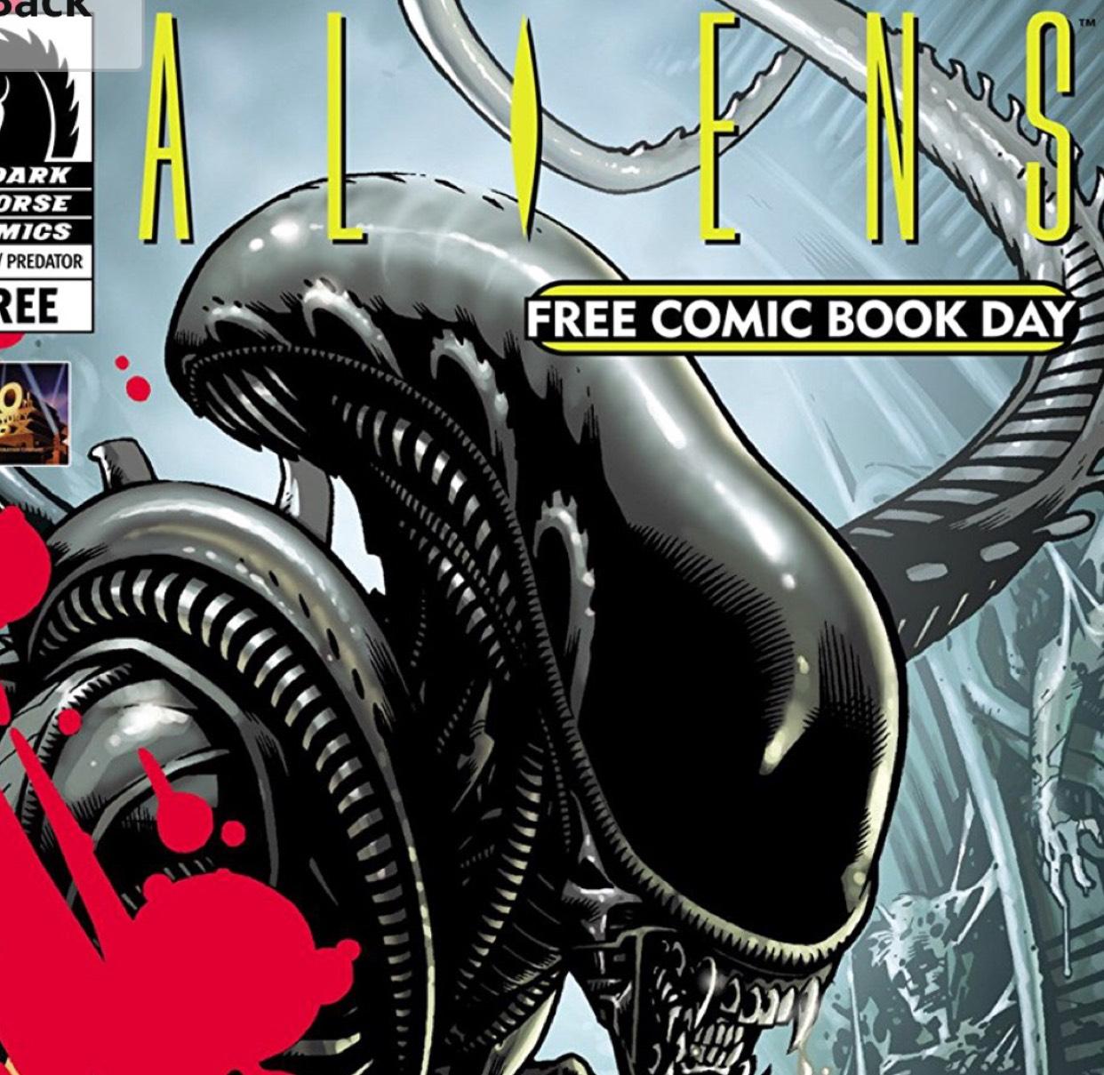 FREE DOWNLOAD - Aliens comic book (Dark Horse Comics) - Amazon