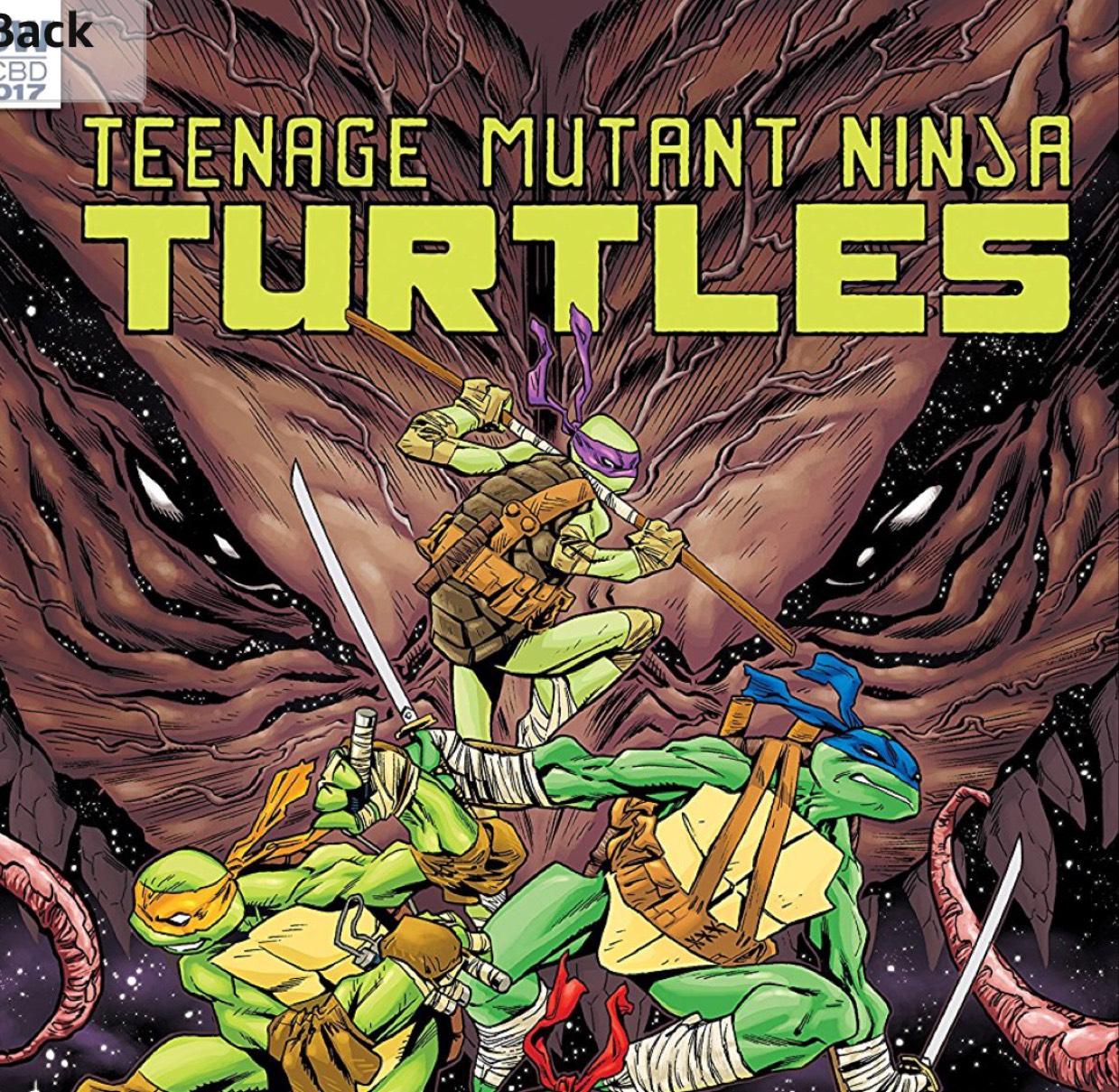 FREE DOWNLOAD - Teenage Mutant Ninja Turtles comic book - Amazon