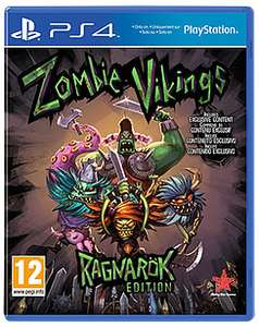 Zombie Vikings Ragnarök Edition (PS4) £2.99 Delivered @ GAME
