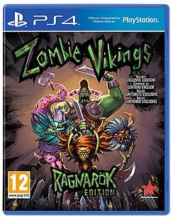Zombie Vikings Ragnarök Edition (PS4) £2.99 Delivered @ GAME