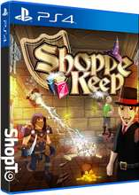 Shoppe Keep (PS4) £4.85 Delivered @ Shopto
