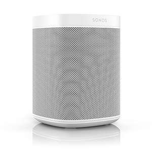 2 x SONOS ONE SPEAKERS £300 - DISCOUNT APPLIED AT CHECKOUT @ Amazon