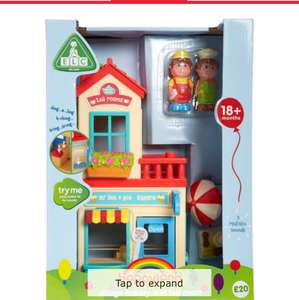 Early learning centre village bakery tea room set £5.99 on tkmaxx rrp £20 - C&C £1.99