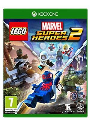 Lego Marvel Superheroes 2 Xbox One/PS4 £26.85 at Base