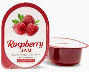 Free Sample (Raspberry Jam) @ appleseedfood