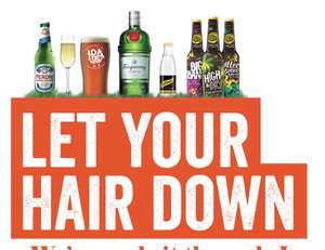 BOGOF on selected alchoholic beverages at Greene King Pubs 26th-28th January