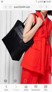 Fiorelli Tristen handbag £19.00 (was £69.00). Plus £3.95 delivery or free if you spend £60+