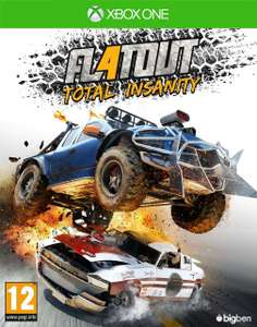 FlatOut 4 Total Insanity (Xbox One) £9.99 Delivered @ GAME
