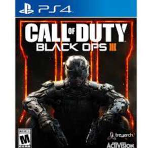 Call Of Duty Black Ops III (PS4) - £14.96 @ Toys R Us (C+C)