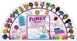 Funky things to draw pencil and activity book only £4 @ Theworks *Keep the children occupied while you browse HUKD for bargains*