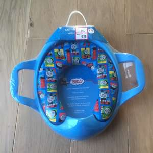 Thomas and friends toilet seat £3 @ Mothercare instore