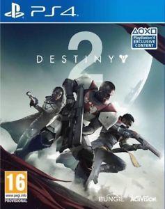 Destiny 2 (PS4) £14.99 Delivered (Like New) @ Boomerang via eBay