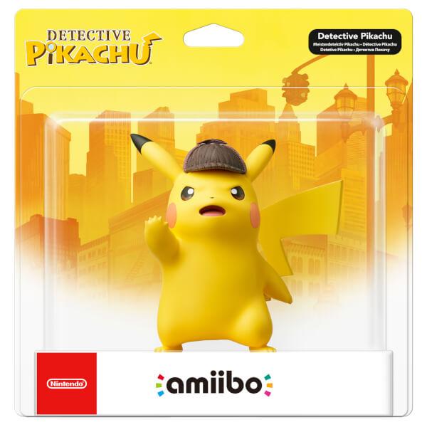 Detective Pikachu amiibo £19.99 (Shipping £1.99 or free over £20) @ Nintendo