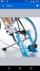 Tacx t2650 Blue Matic Smart Turbo Trainer £79.20 eBay/Halfords shop