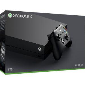 Xbox One X Console @ Zavvi £419.99 Free Delivery