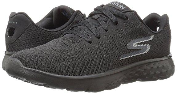 Skechers Men's Go Run 400 Walking Shoe (Black) - was £57 now £29.30 @ Amazon