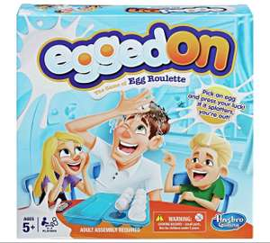 Hasbro Egged On Board Game Was £20.00 Now Only £5.00 Instore @ Tesco