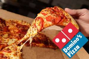 *STUDENTS* DISCOUNT CHEAPER THAN DOMINO'S PIZZA DEALS 35% off when you spend £25+ e.g large meteor pizza, dominoes cookies, cheesy dough balls and chicken strippers £20.77
