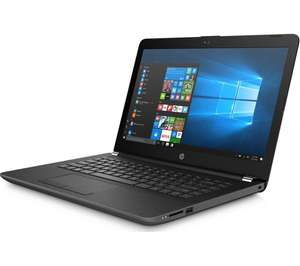 "PC world HP 14-bs058sa 14"" Laptop Good all rounder £279 @ PC world"