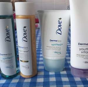 Dove DermaSpa Product £1.49 @ Home bargains