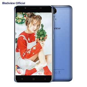 Blackview P2 Dual SIM 4G Unlocked Smartphone 5.5 inch £119.99 Sold by Blackview Direct and Fulfilled by Amazon
