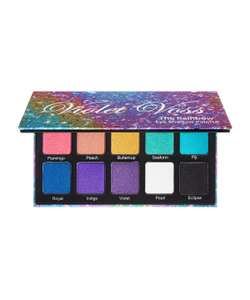 Violet Voss The Rainbow Palette Eyeshadow Palette reduced from £28 to £19.60 @ Cult Beauty