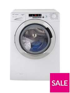 Candy GVS148DC3 grand o Vito 8kg smart touch washing machine was £299.99 NOW £199.99 @ very + £6.99 del
