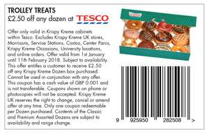 Krispy Kreme - Print Voucher offers