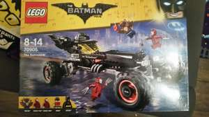 Lego 70905 The Batmobile £29.97 @ Asda Etihad/Eastlands Manchester