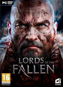 [Steam] Lords of the Fallen - £1.93 @ Instant-Gaming (and GOTY Edition in the comments @ Dreamgame for £4.12)