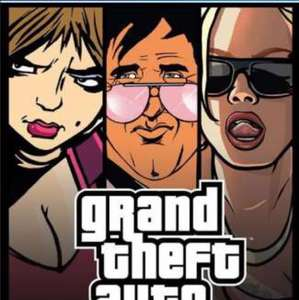 Grand Theft Auto: The Trilogy for PS4 (PSN Canada) £11.47