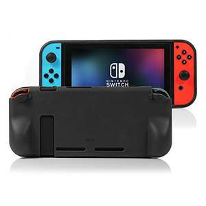 Orzly Comfort Grip Case for Nintendo Switch - £4.99 @ Orzly via Amazon