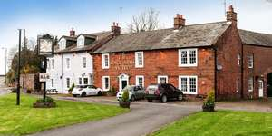Cumbria: 17th-century inn (The Kings Arms Sowerby) stay inc breakfast only £59 per couple @ Travelzoo